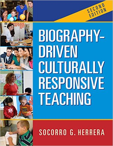 Biography-Driven Culturally Responsive Teaching book cover