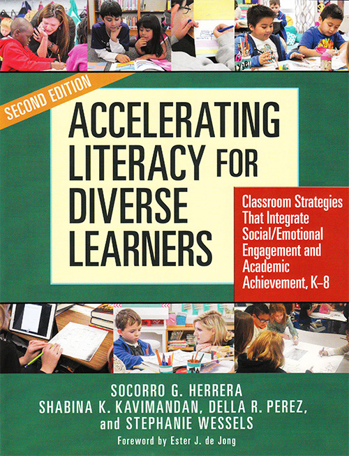 Accelerating Literacy for Diverse Learners book cover